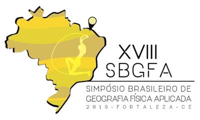 XVIII Simpósio Brasileiro de Geografia Física e Aplicada